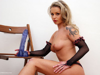 SusyRocks - Liliane Tiger Tattooed Pierced Pt1