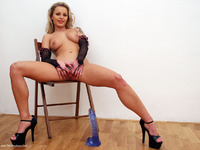 SusyRocks - Liliane Tiger Tattooed Pierced Pt2